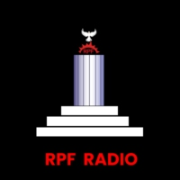 Logo of radio station RPF RADIO