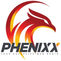 Logo of radio station PheniXX