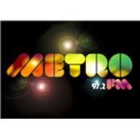 Logo de la radio Metro
