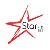 Logo of radio station Star FM 88.4