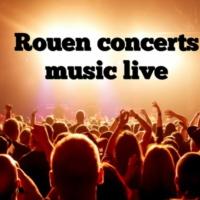 Logo de la radio rouen concerts music live