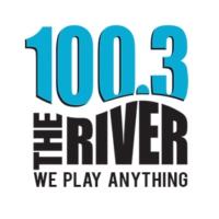 Logo de la radio WQRV-FM 100.3 The River