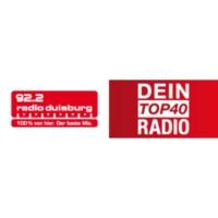 Logo of radio station Radio Duisburg – Dein Top40 Radio