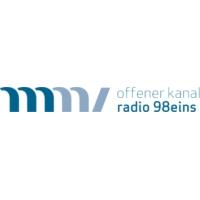 Logo of radio station radio 98eins