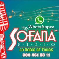 Logo de la radio Sofana Radio