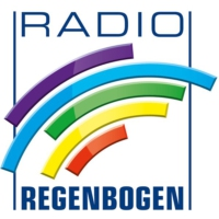 Logo of radio station Radio Regenbogen