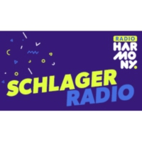 Logo of radio station harmony.fm Schlager Radio