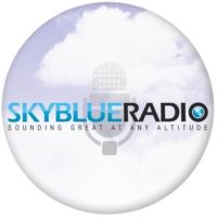 Logo of radio station Sky Blue Radio
