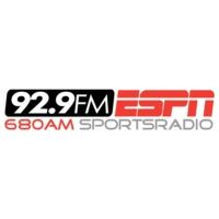 Logo de la radio WMFS-FM ESPN 92.9