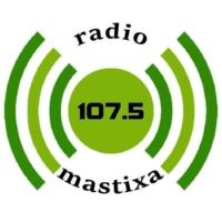 Logo of radio station Rádio Mastícha 107.5 - Ράδιο Μαστίχα 107.5