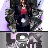 Logo de la radio Lor'events