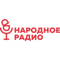 Logo of radio station Народное Радио