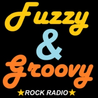 Logo de la radio Fuzzy and Groovy