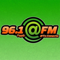 Logo of radio station XHZAR @FM 96.1