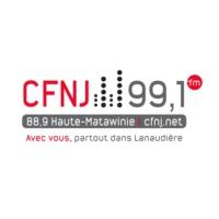 Logo de la radio CFNJ 99.1