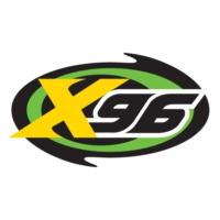 Logo de la radio KXRK X96
