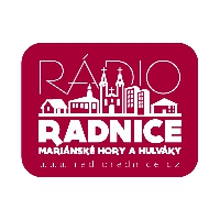 Logo of radio station Rádio Radnice
