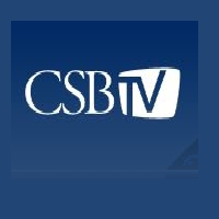 Logo of radio station CSB TV