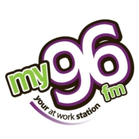 Logo of radio station CFMY-FM MY 96