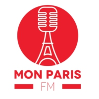 Logo of radio station Mon Paris FM