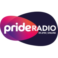 Logo of radio station Pride Radio