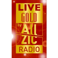 Logo of radio station Allzic Radio LIVE GOLD