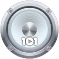 Logo de la radio 101.ru - Машина Времени