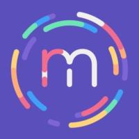 Logo of radio station Radio Mercator