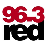Logo of radio station RED 80's