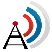 Logo of radio station WZHF R Sputnik English USA 1390