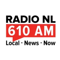 Logo of radio station CHNL Radio NL 610 AM