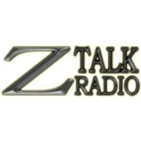 Logo of radio station Z Talk Radio