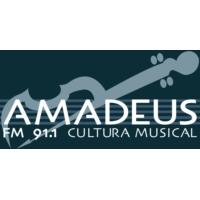 Logo de la radio Amadeus Cultura Musical FM 91.1