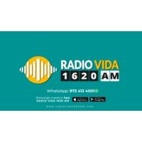Logo de la radio Radio Vida 1620am Paterson