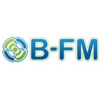 Logo of radio station B-FM
