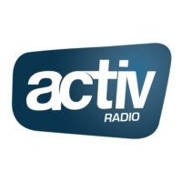 Logo of radio station Activ Radio