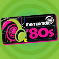 Logo de la radio The Mix Radio 80s