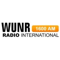 Logo de la radio WUNR 1600 AM