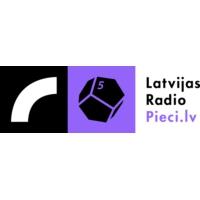 Logo de la radio LR5 - Pieci.lv