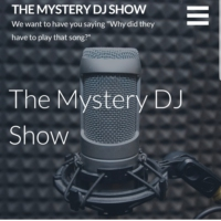 Logo of radio station The Mystery DJ Show