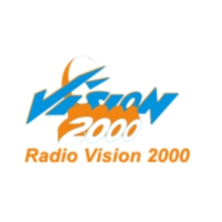 Logo of radio station Radio Vision 2000