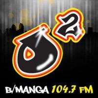 Logo de la radio Oxigeno Bucaramanga