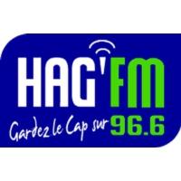 Logo de la radio HAG'FM