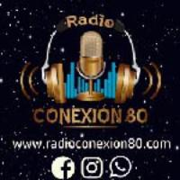 Logo of radio station Radio Conexion 80