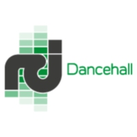 Logo of radio station RCI DANCEHALL