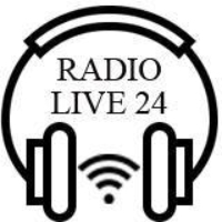 Logo of radio station LIVE24