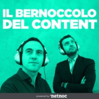 Logo of the podcast Il Bernoccolo del Content