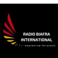 Logo of radio station Radio Biafra International
