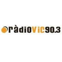 Logo de la radio Ràdio Vic