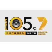 Logo of radio station 大连交通广播 FM105.7